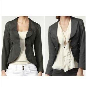 CAbi Women's Work-it! Blazer Style 769 Sz 12